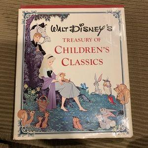 Walt Disney Treasury of Children's Classics